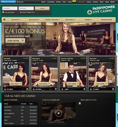 Paddy Power Free Bonus