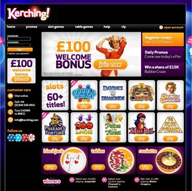 Casinos Online Bonuses and Promos