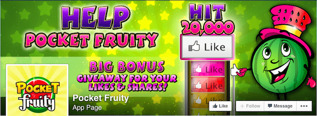 Pocket Fruity Online Casino - Best Casino Games
