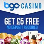 bgo free casino bonus