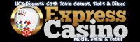 Mobile Casino No Deposit Required Express Casino | Get £5 Free!