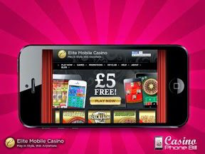 Win Big Amounts Of Cash at the Elite Mobile Casino