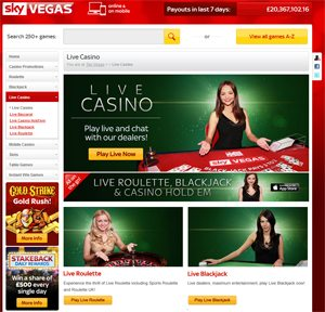 Most Winning Casino Site UK
