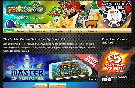 slots online no deposit payment methods