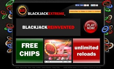 Blackjack eXtreme Casino