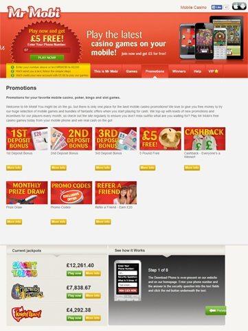 VIP Casino Promotions