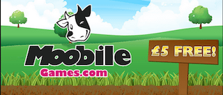 Moobile Games no Deposit Casino Bonus