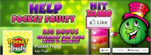 Pocket Fruity Online Casino - Best Casino Games