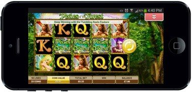Play Pixies of the Forest Slot Game