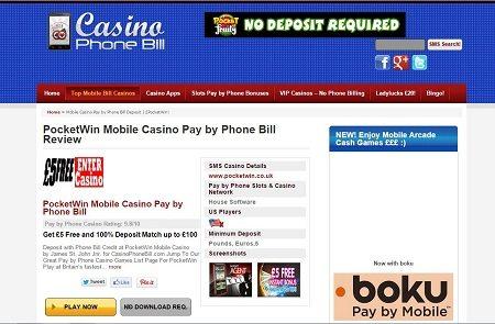 Mobile Casino Free