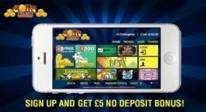 free phone casino signup bonus