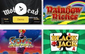 free play slots games