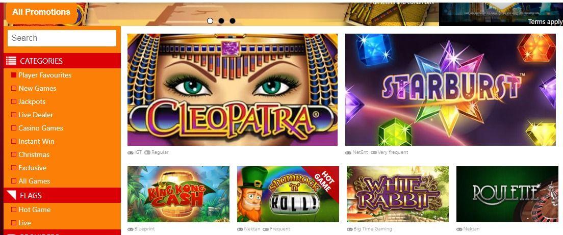Slots UK Mobile