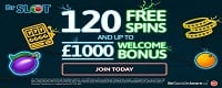Dr Slot Sign In Bonus | Get 20 Free Spins | Play Super Fruit Bandit